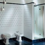 Стеганые панели и стеганая плитка в ванной комнате