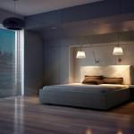 Бра в спальню над кроватью