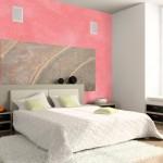 Краски для стен с эффектами, фото