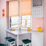 Маленький стол для маленькой кухни
