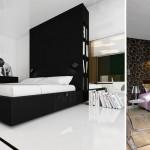 Спальня-гостиная в одной комнате, фото