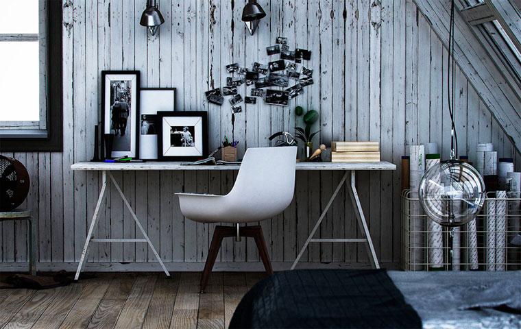 Мебель для кабинета в доме