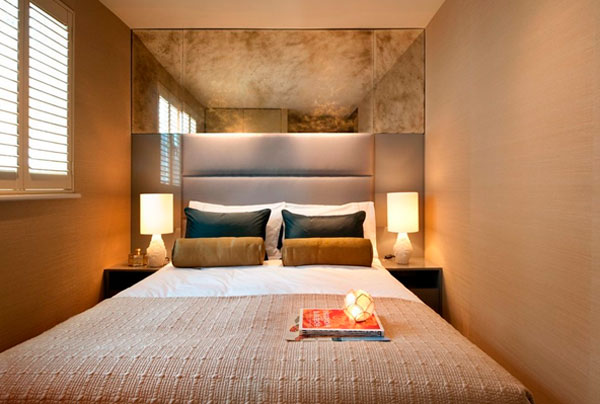 Особенности дизайна интерьера маленькой спальни