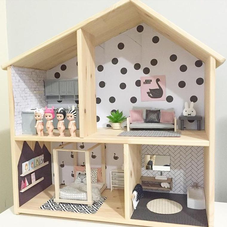 Кукольный домик KidKraft для Барби Саванна, с мебелью 14 элементов ... | 760x760